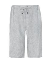 爱慕先生百分百亚麻短裤NS82A951