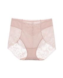 LA CLOVER18SS性感塑身系列中型中腰短腿塑裤LC33FJ1