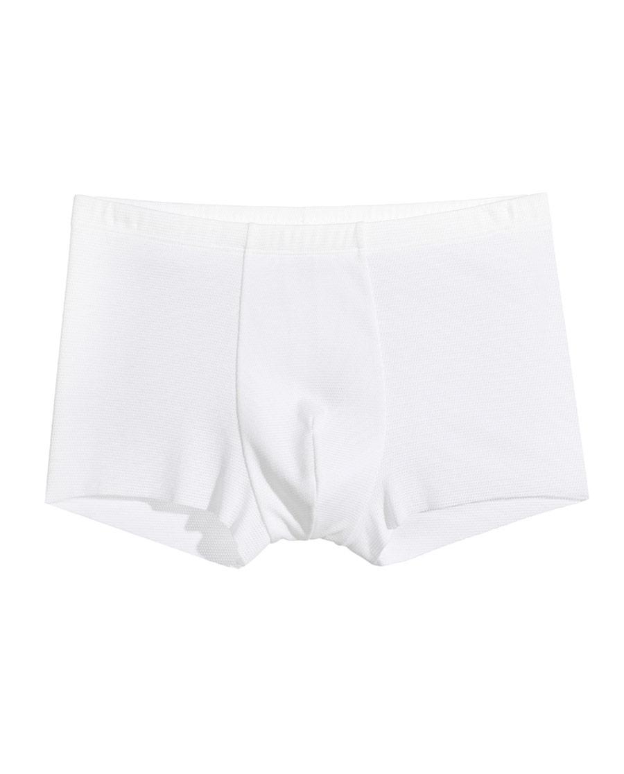 Aimer Junior内裤|爱慕少男酷爽网眼中腰平角内裤AJ223F