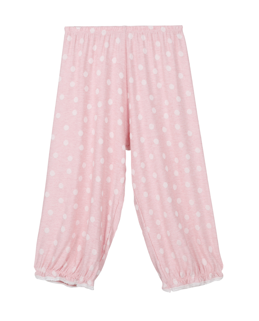 Aimer Kids睡衣|爱慕儿童可爱宝贝七分裤AK142W71