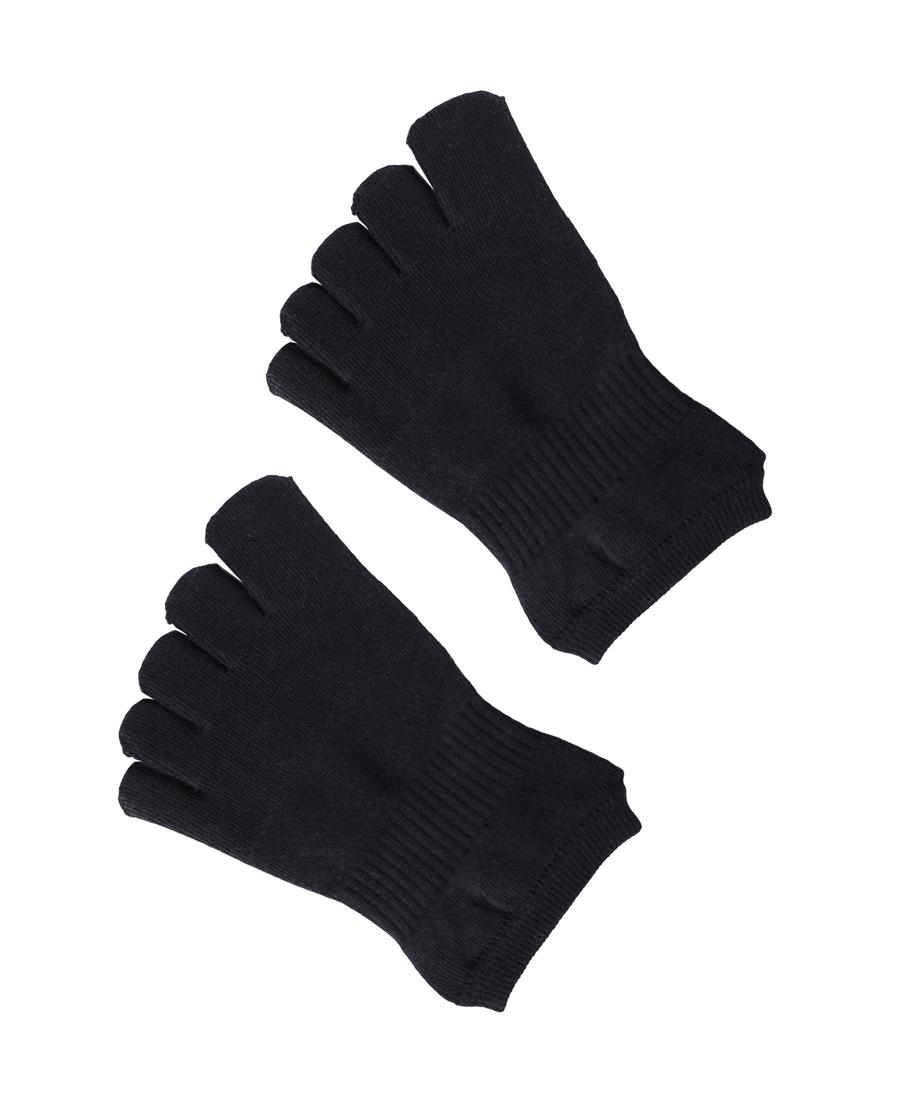 Aimer Men袜子 ag真人平台先生袜子薄五指袜NS94W038