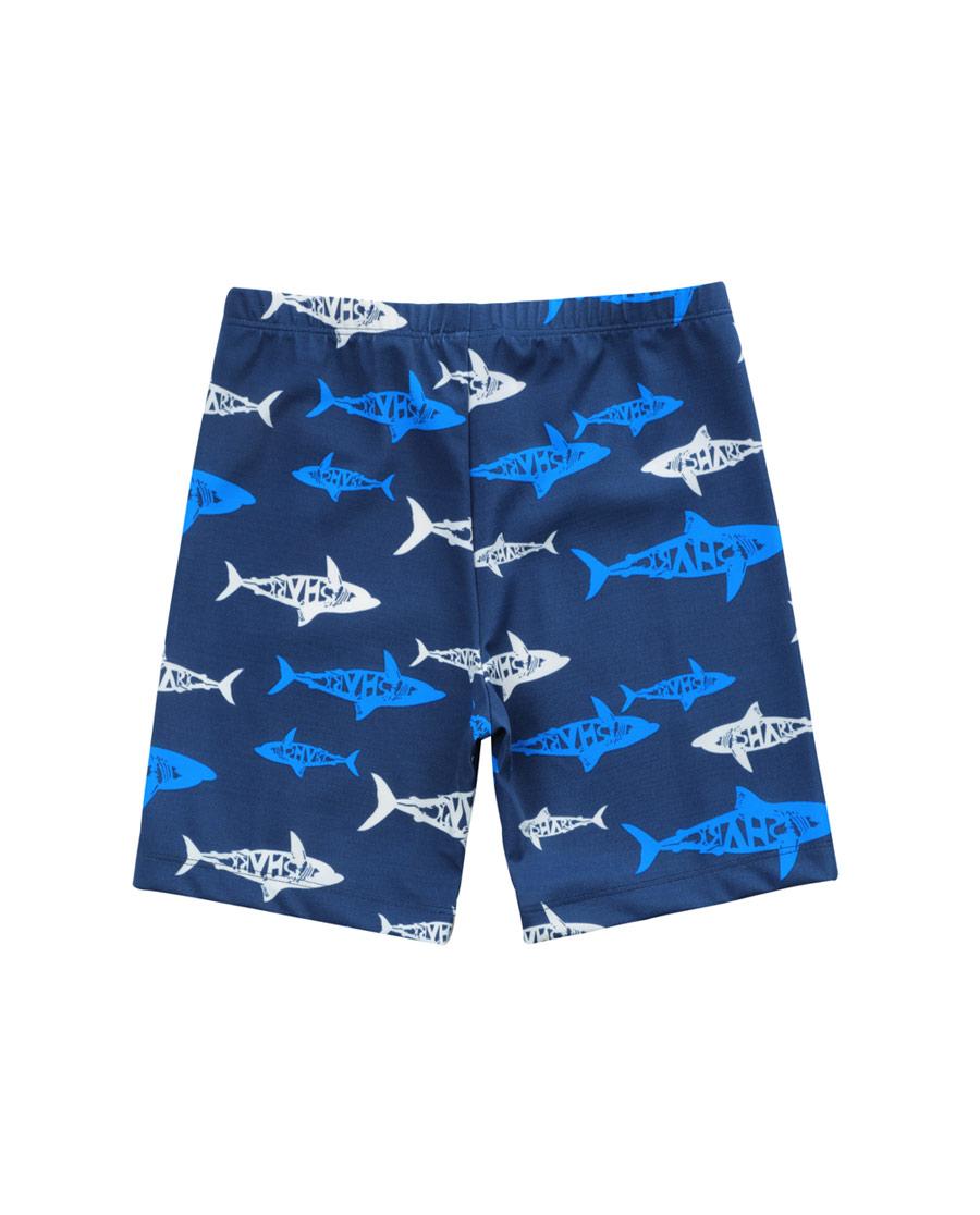 Aimer Kids泳衣|爱慕儿童海岛日记五分泳裤AK267X72