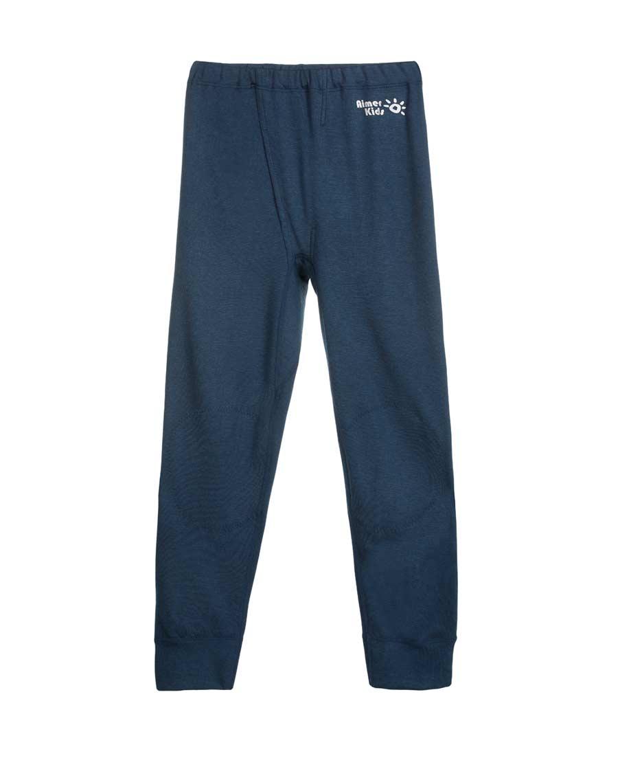 Aimer Kids保暖 爱慕儿童新暖尚单层长裤AK2730341