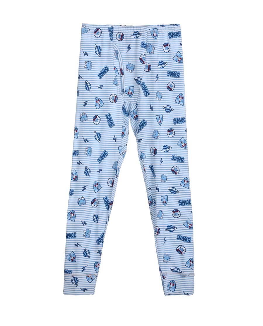 Aimer Kids保暖|爱慕儿童太空护卫队长裤AK2730321