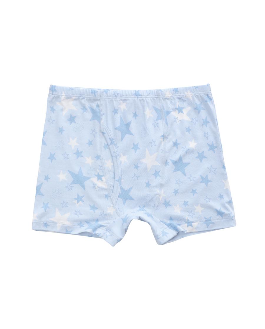 爱慕儿童天使小裤MODAL印花满天星中腰平角内裤AK2230041