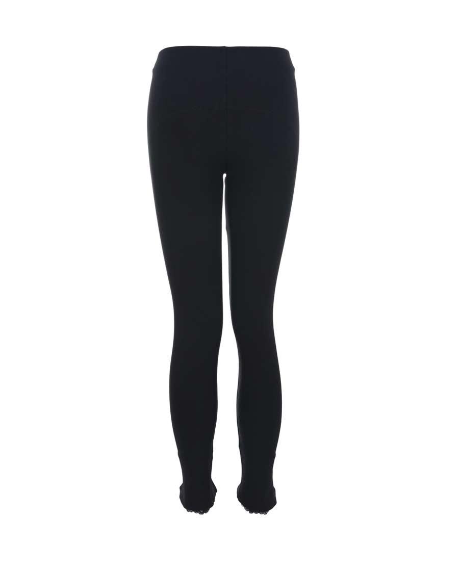 La Clover睡衣|LA CLOVER零号裤花边修体打底裤LC82FT3