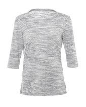 爱慕运动心灵瑜伽五分袖T恤AS143D91