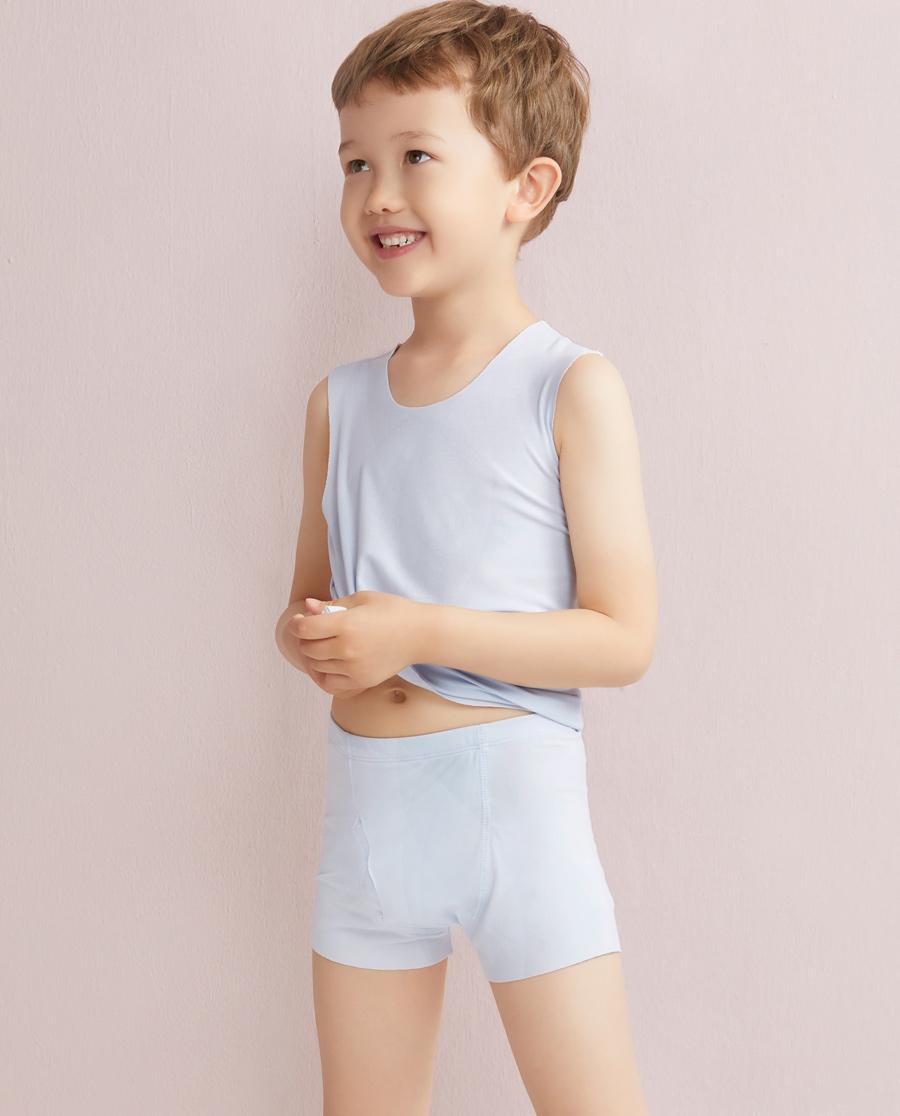 Aimer Kids内裤|爱慕儿童MODAL中腰平角内裤AK2230031