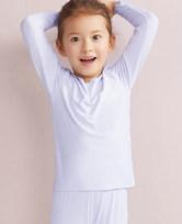 爱慕儿童MODAL长袖上衣AK1720031