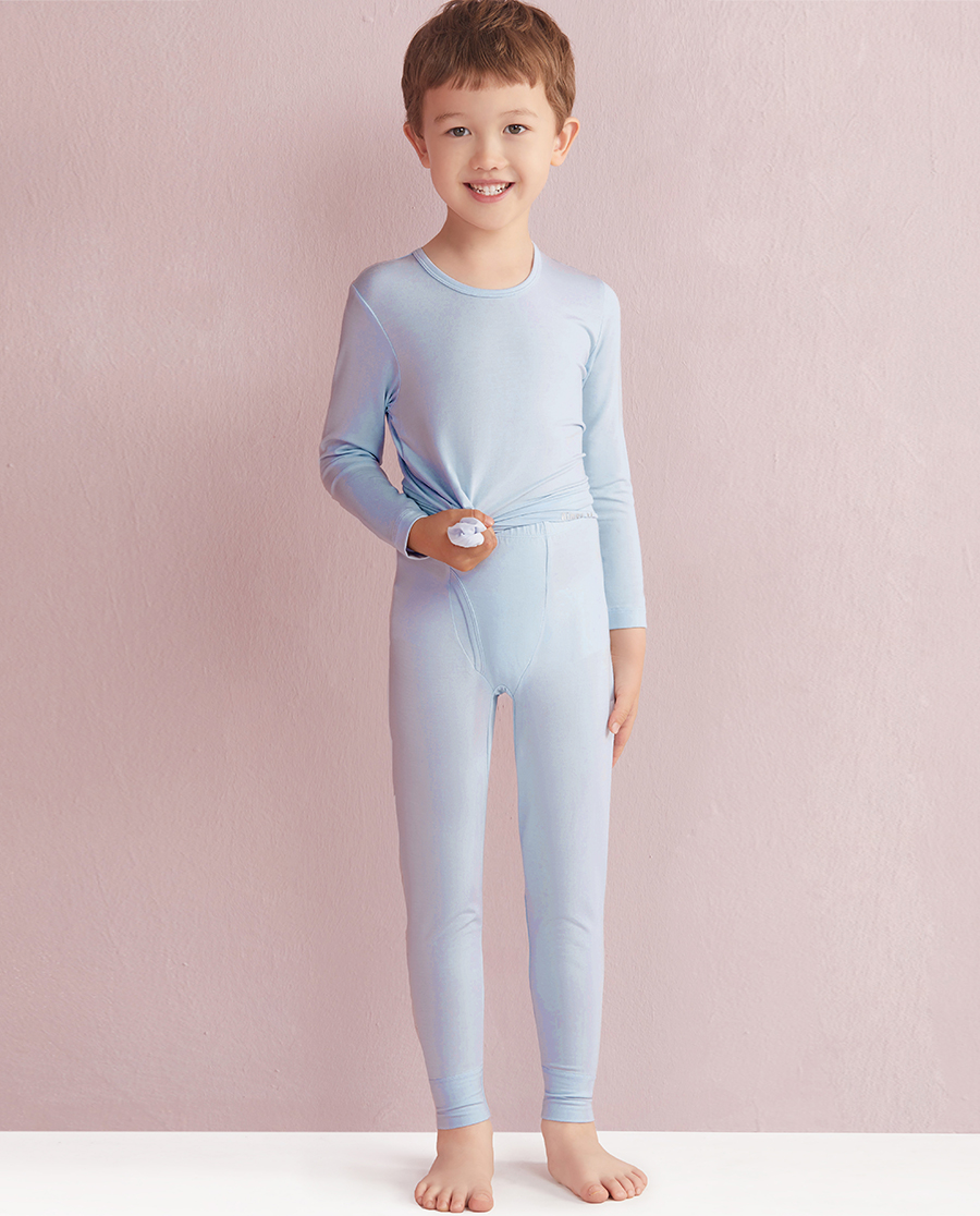 Aimer Kids保暖 爱慕儿童天使暖衣MODAL长裤AK2730261