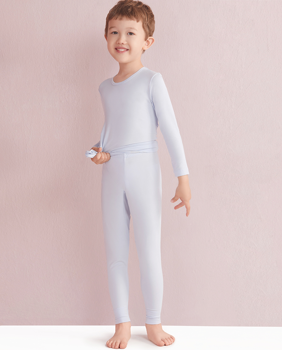 Aimer Kids保暖|爱慕儿童天使暖衣棉氨纶长裤AK2730271