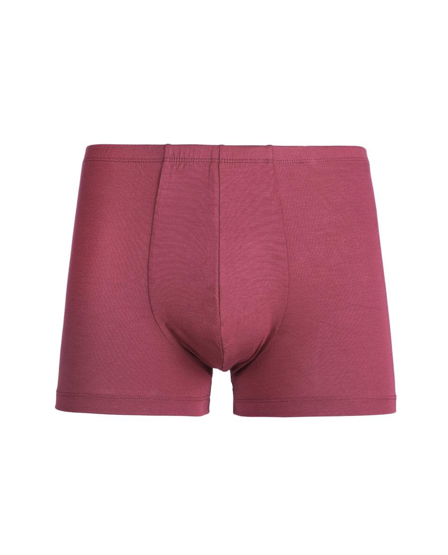 爱慕先生单品莫代尔双件包中腰平角内裤NS23B091
