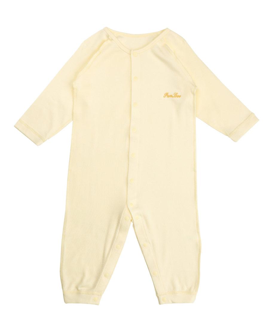 Aimer Baby保暖 爱慕婴儿爱牛奶长袖连体爬服AB3750401