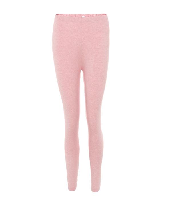 Aimer保暖|爱慕牛奶植物染薄款长裤AM732151