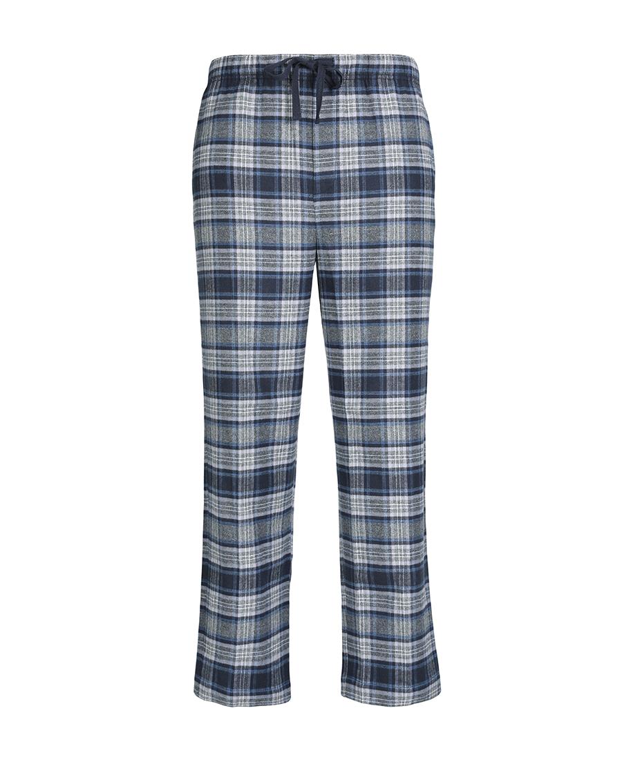 Aimer Men睡衣|爱慕先生梭织棉格纹家居长裤NS42B201