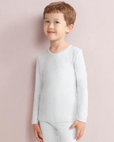 Aimer Kids保暖 爱慕儿童自然的爱长袖上衣AK2720281