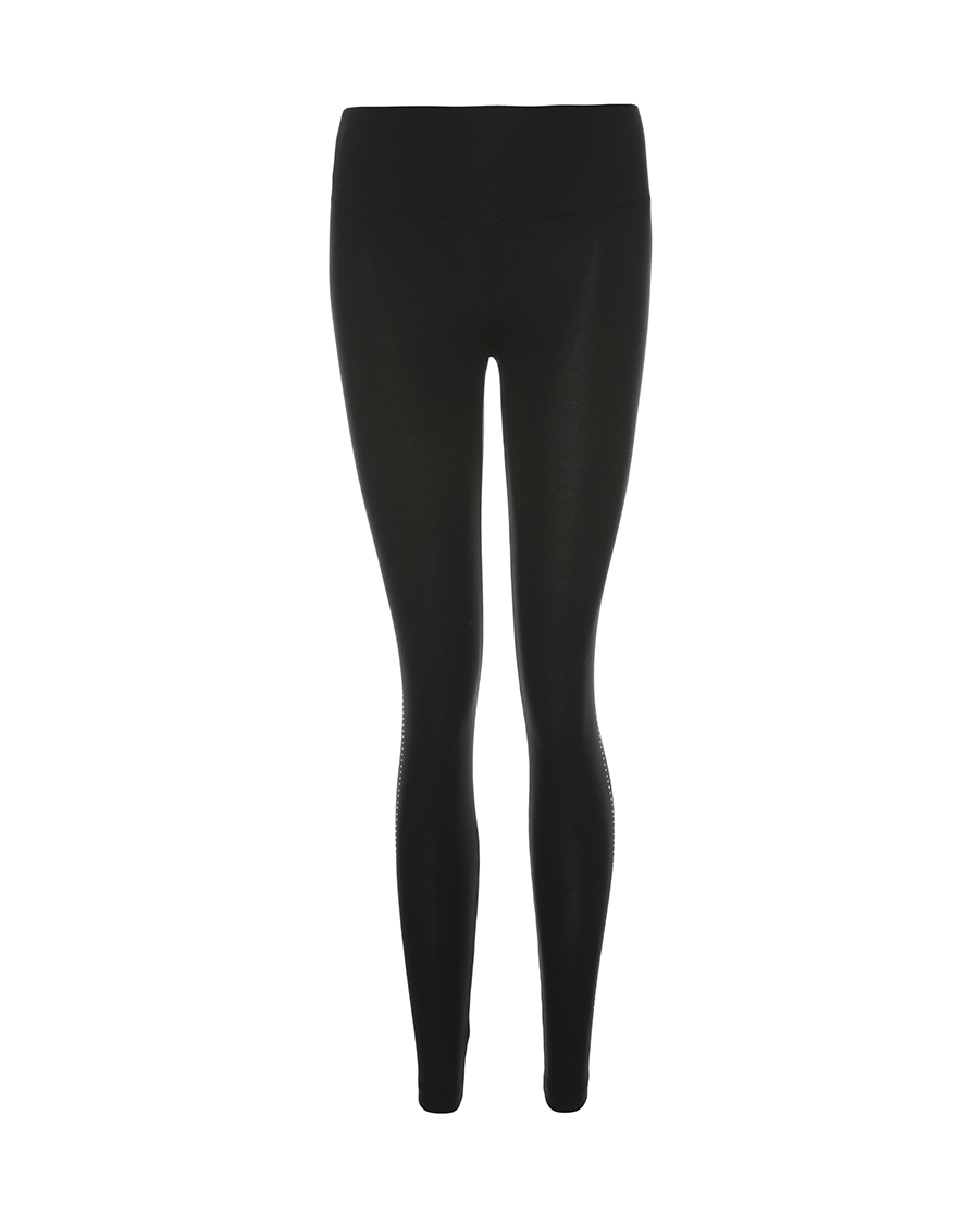 La Clover睡衣|LA CLOVER零号裤MODAL水钻打底裤LC82FT1