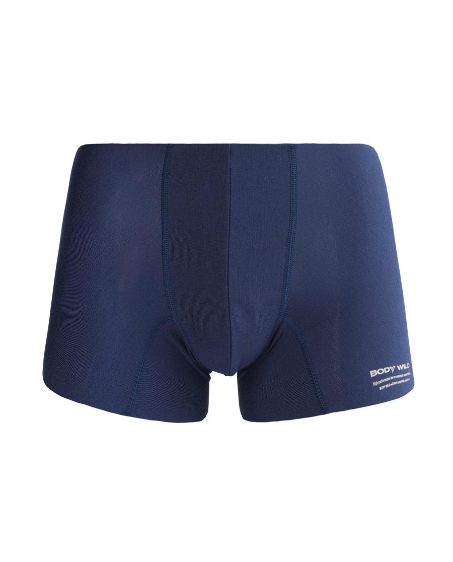 Body Wild内裤|宝迪威德日本AIRZ系列素色平角内裤ZBN23LT1