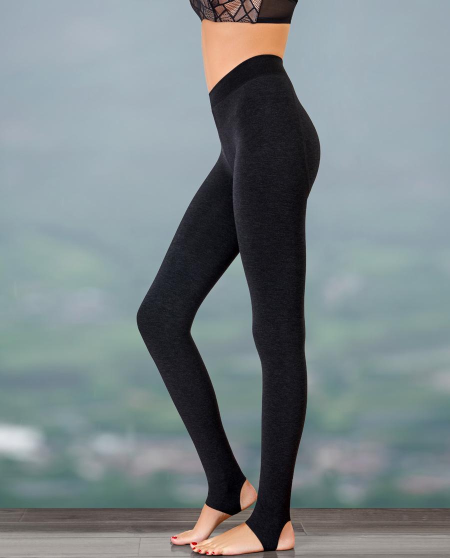 Aimer睡衣|爱慕打底裤群粘纤打底裤AM822188
