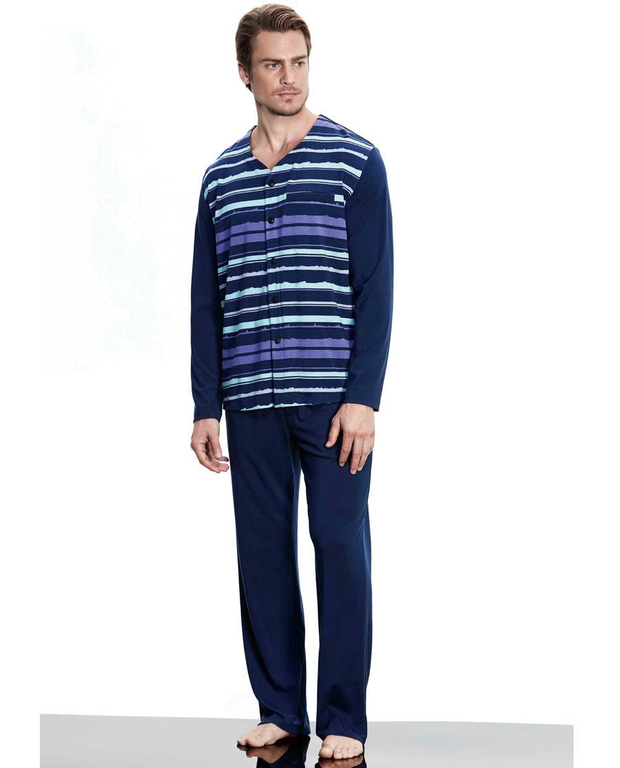 Aimer Men睡衣|爱慕先生家居长裤NS42B181