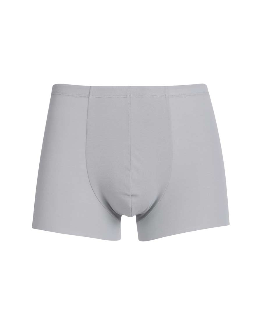 爱慕先生棉无痕中腰平角内裤NS23B121