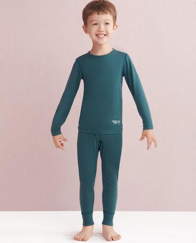 Aimer Kids保暖 爱慕儿童新暖尚双层长裤AK2730342