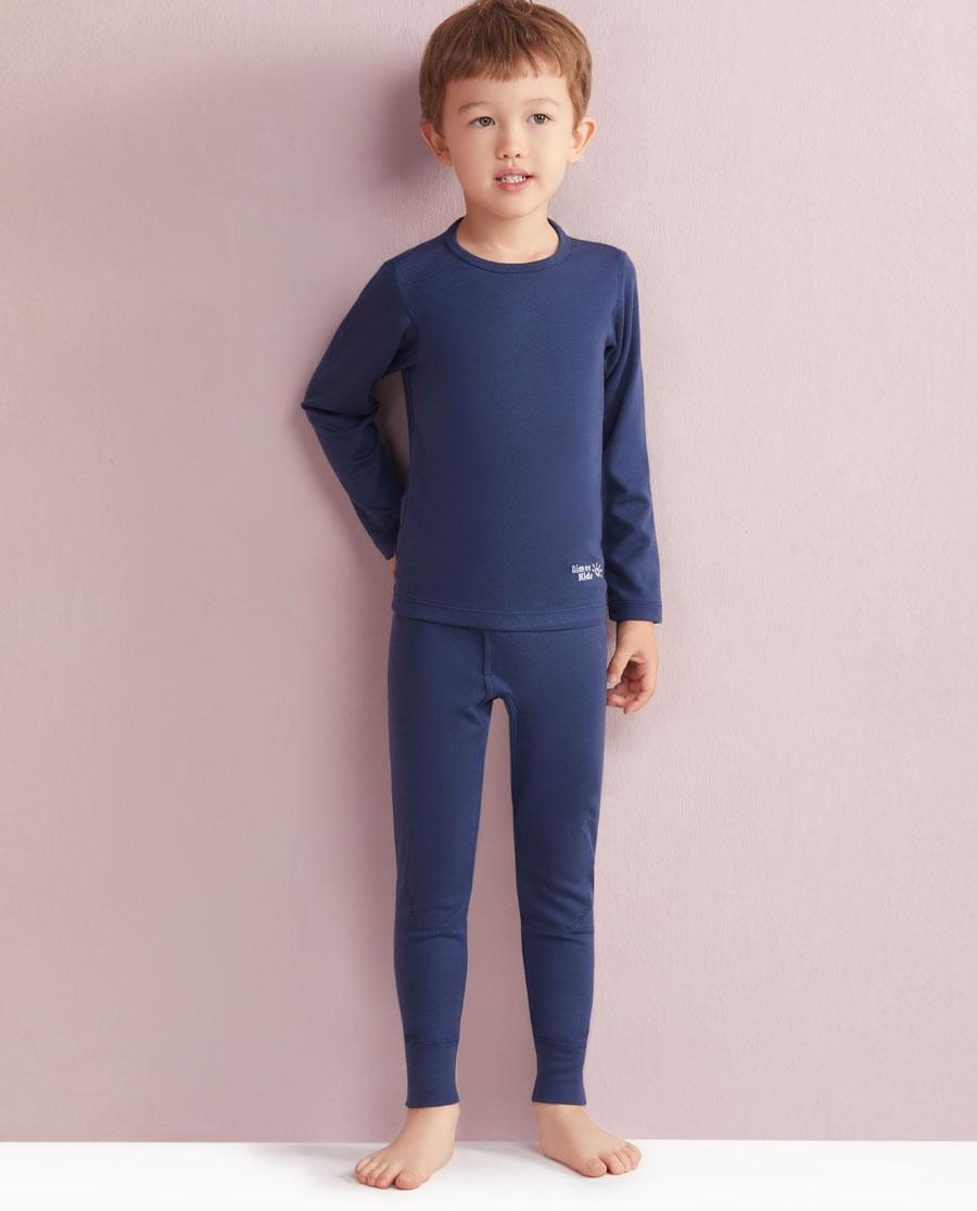 Aimer Kids保暖|爱慕儿童新暖尚双层长裤AK2730342