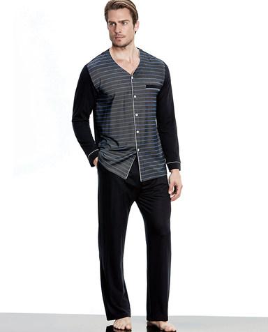 Aimer Men睡衣|爱慕先生舒享家居长裤NS42B591