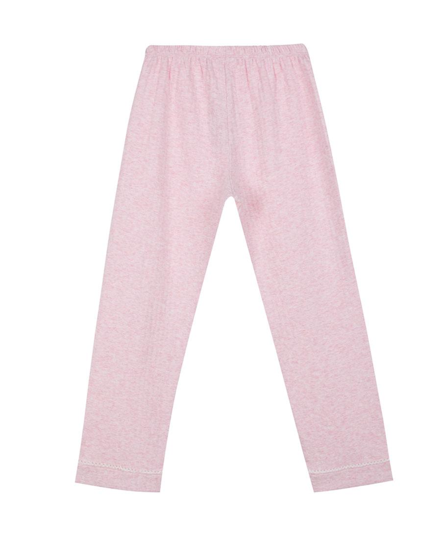 Aimer Kids睡衣 爱慕儿童棉棉新语长裤AK1420251