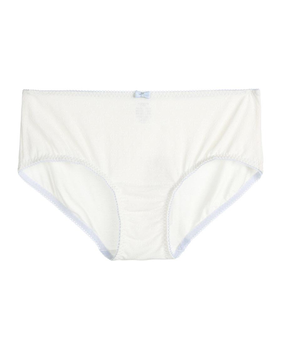 Aimer Junior内裤|爱慕少女朵朵花香中腰平角内裤AJ1230481