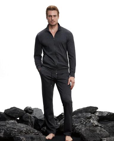 Aimer Men睡衣|爱慕先生羊毛外穿长裤NS82B351