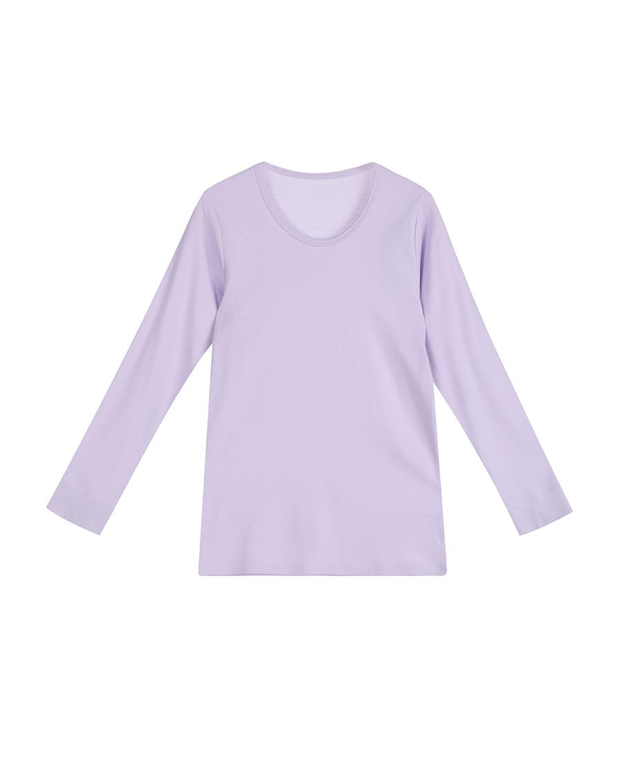 Aimer Kids保暖|爱慕儿童高支棉长袖上衣AK1720061