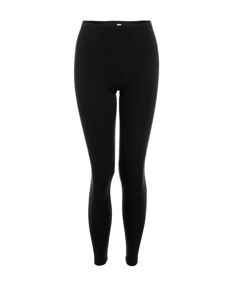 爱慕暖丝单层长裤AM732131