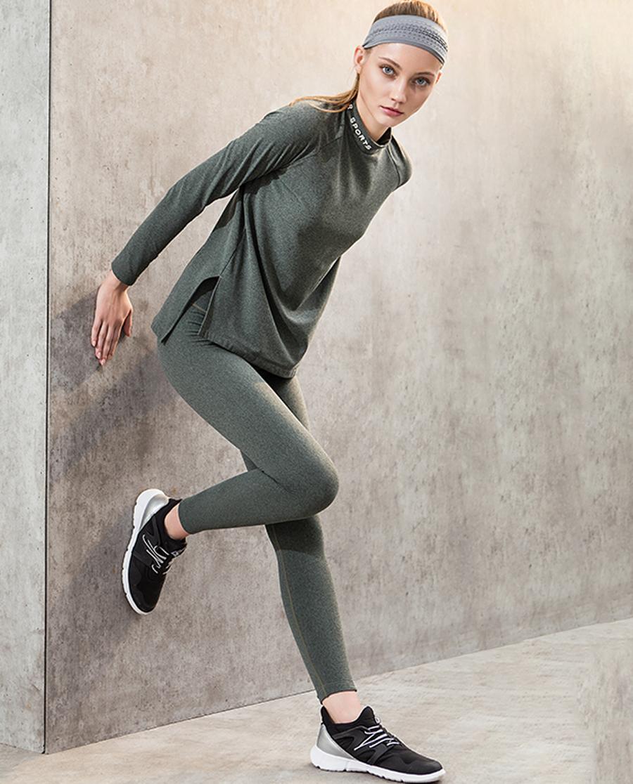 Aimer Sports运动装|ag真人平台运动自然探索系列长裤AS153F31