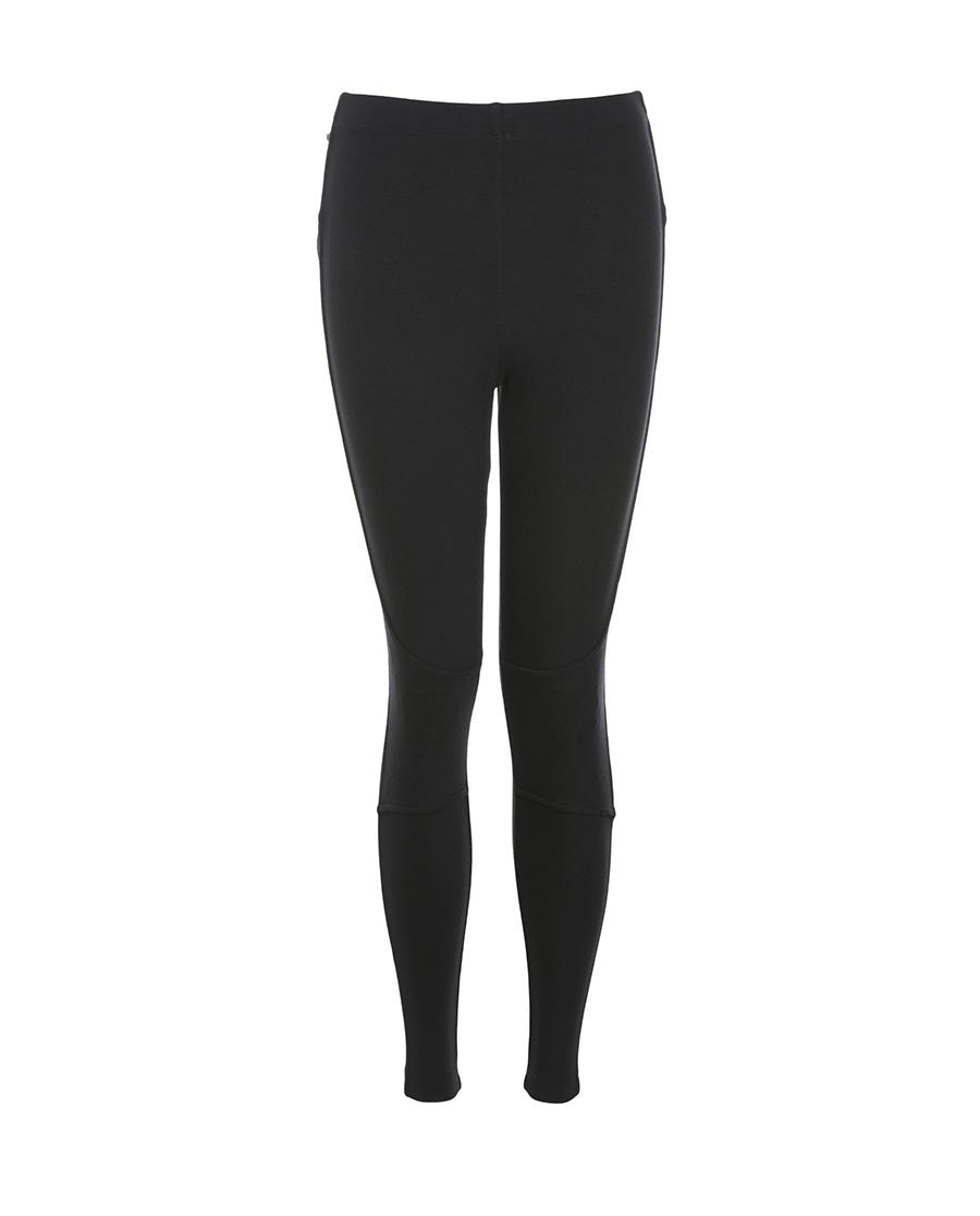 爱慕发热裤系列护膝护腰可外穿暖长裤AM822221(不含充电宝)