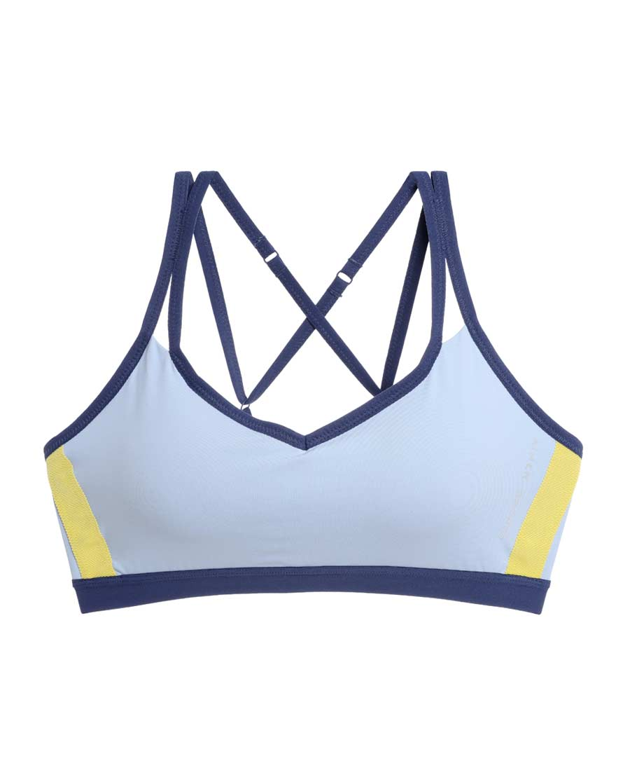 爱慕运动动态瑜伽低强度背心式薄插杯文胸AS116E31