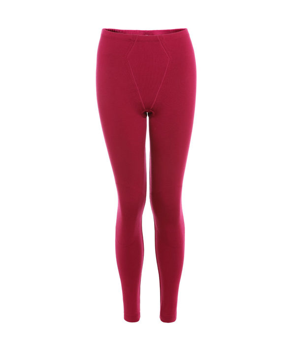Aimer保暖|爱慕暖绒单层长裤AM732141