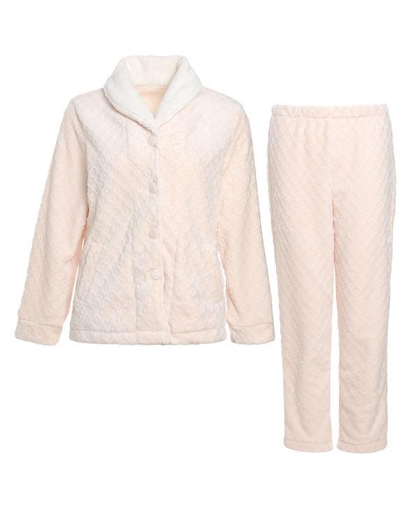 Aimer Home睡衣|爱慕家居雅致生活Ⅰ长袖长裤套装AH460261