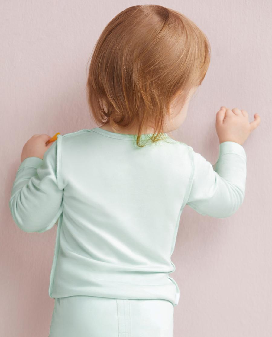 Aimer Baby保暖|爱慕婴儿爱牛奶长袖上衣AB3720401