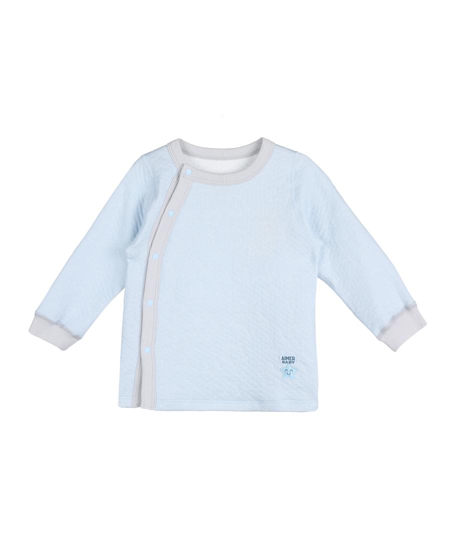 Aimer Baby睡衣|爱慕婴儿星点宝贝开衫长袖上衣AB2410211