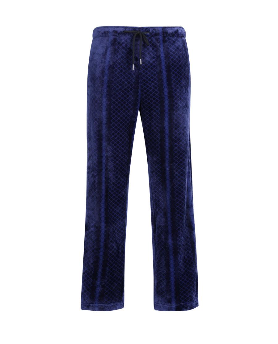 爱慕先生珊瑚绒家居长裤NS42B251