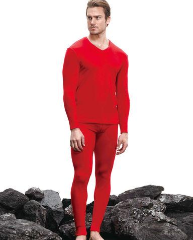 Aimer Men保暖|爱慕先生暖绒长裤NS73J11