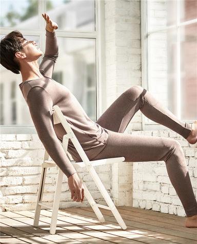 Body Wild保暖|宝迪威德哲思风尚单层包腰长裤ZBN73KS1