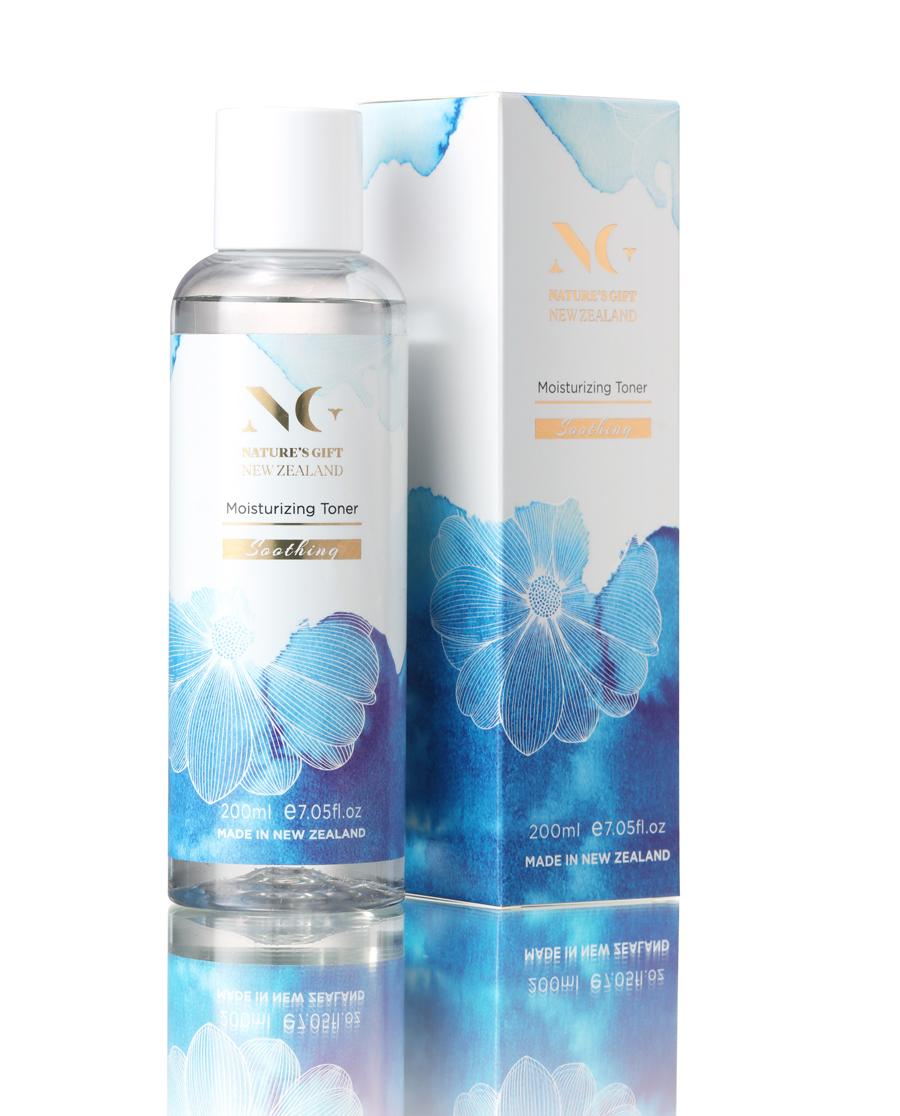 Nature's Gift護膚|紐格芙舒緩保濕柔膚水NG10101