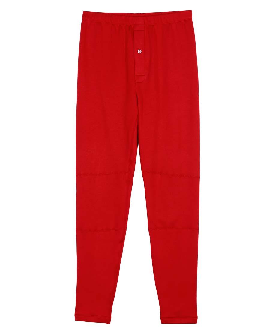 imi's保暖|爱美丽加绒双层保暖男式双层保暖长裤IM7