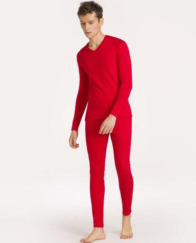 IMIS保暖|爱美丽加绒双层保暖男式双层保暖长裤IM73ANC1