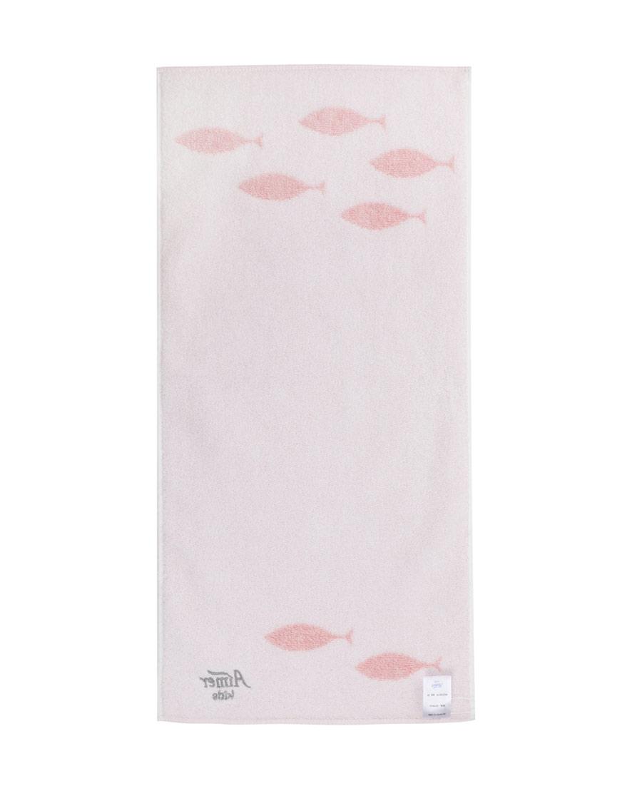 Aimer Kids配饰 爱慕儿童植物的色毛巾AK1970112
