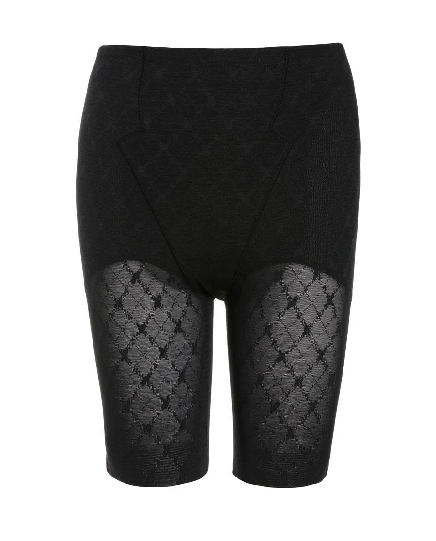 爱慕慕澜菱塑重型高腰中款长腿塑裤AD33D21