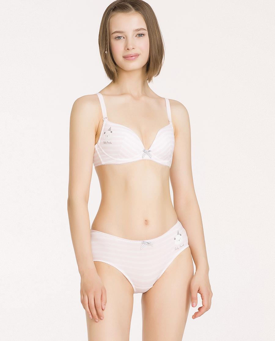 imi's内裤|爱美丽棉感舒适低腰性感无痕平角裤IM23ANA1