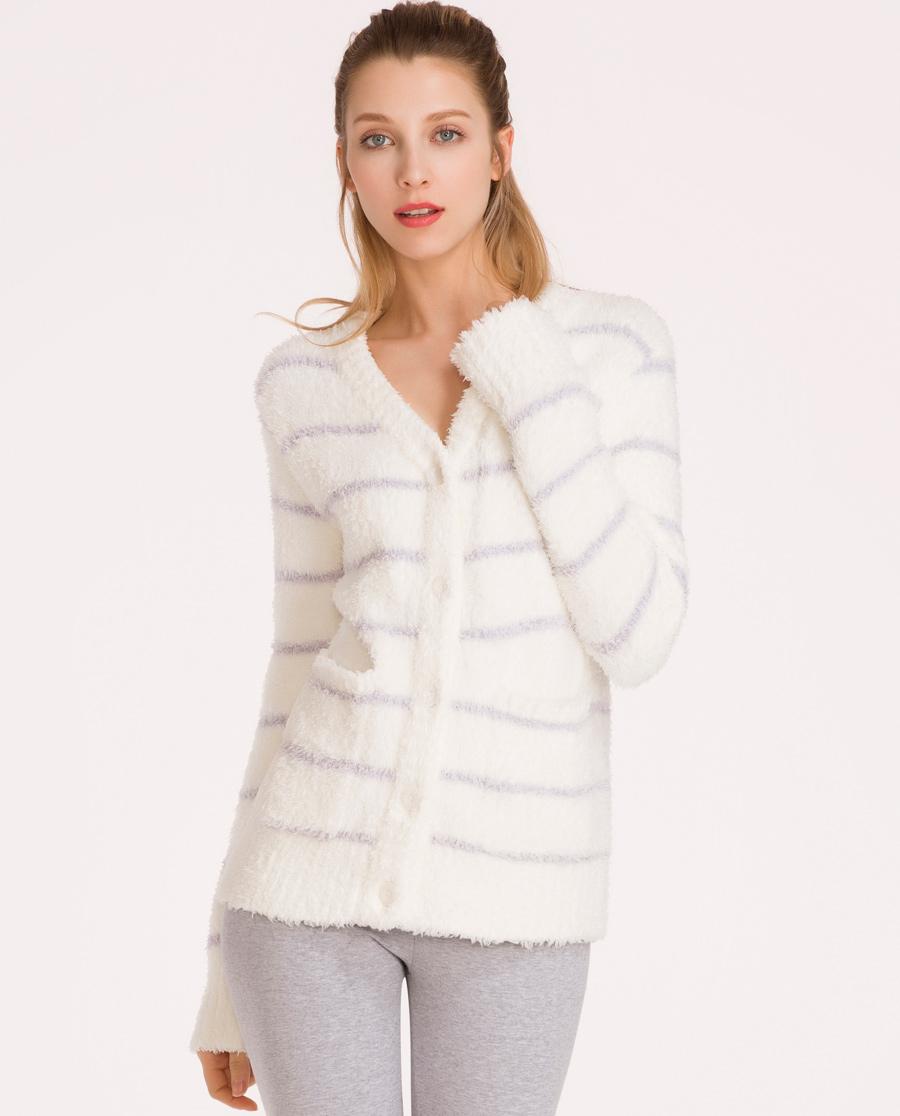imi's睡衣|【两件75折】爱美丽女士冬季加绒厚款打底